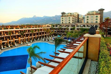 #Hotel: CRATOS PREMIUM HOTEL CASINO PORT SPA, Kyrenia, Cyprus. For exciting #last #minute #deals, checkout #TBeds. Visit www.TBeds.com now.