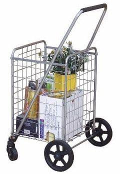 Wellmax Wm99024s Easily Collapse Shopping Cart Folding Shopping Cart Shopping Cart Utility Cart