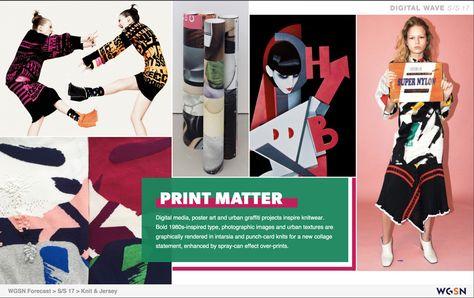 Design Direction - Print Matter