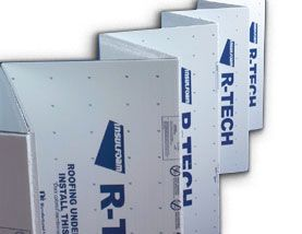 R Tech Fanfold Eps Foam Insulation 1 2 Inch White Foil Faced 2 Sq Foam Insulation Residential Insulation Roofing Nails