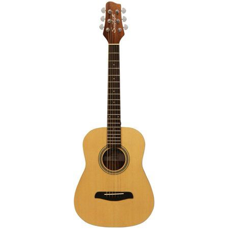 Sawtooth Spruce Traveler Acoustic Guitar Walmart Com Guitar Acoustic Guitar Acoustic