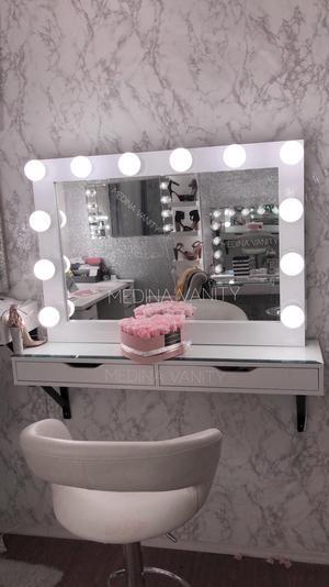 Hollywood Dream Vanity Mirror Vanity Diy Bedroom Small Room