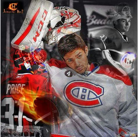 Carey Price | Montreal canadiens, Nhl, Ice hockey