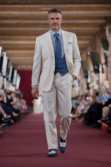 Stefano-Ricci-Spring-Summer-Men-2013-Uffizi Good looking man, not the clothes and shoes.