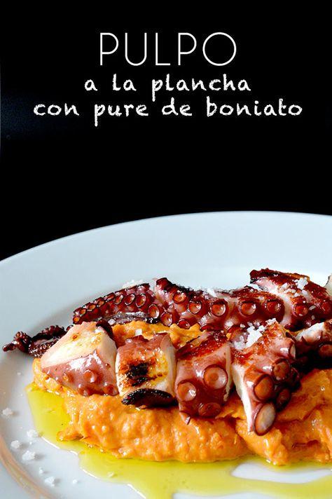 34 Ideas De Pulpo Pulpo Pulpo Recetas Cocinar Pulpo