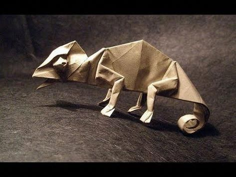 Read information on Origami Models #origamicraft #origamidesign