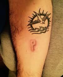 Jack Sparrow Tattoo 3