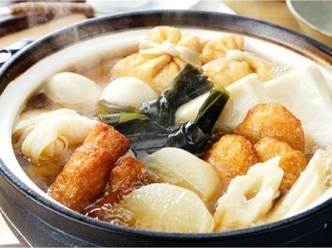東京都の郷土料理「おでん」レシピ紹介!|ふるさとれしぴ