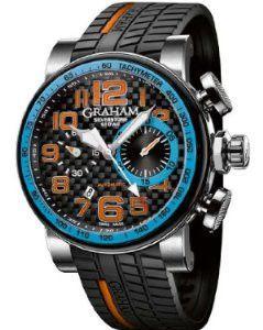 Graham Silverstonestowe Racing blue