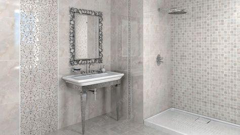 Керама варианты ванных комнат Душевой комплект Bravat Pure F6105161C-01 для ванны с душем