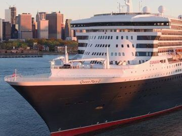 Only On Cunard Sweepstakes Cunard Transatlantic Cruise Sweepstakes