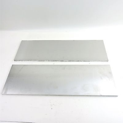 Ad Ebay Url 375 Thick 6061 Aluminum Plate 9 5 X 29 25 Long Qty 2 Flat Stock Sku122824 Aluminum Metal Working Ebay