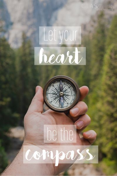 Let your heart be the compass The absolute most beautiful statements and quotes about #Rei ...