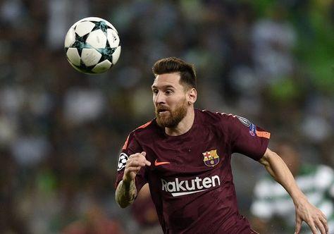バルセロナ、スポルティングに辛勝…メッシのFKが決勝オウンゴール誘う