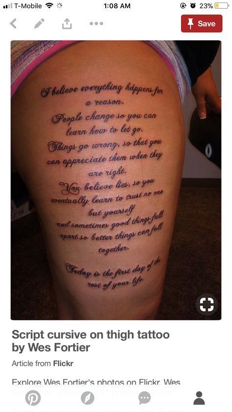 Tatuaje Pierna Texto Palabras 41 Ideas Letras Para Tatuajes Tatuaje Texto Tatuajes De Flores Y Mariposas