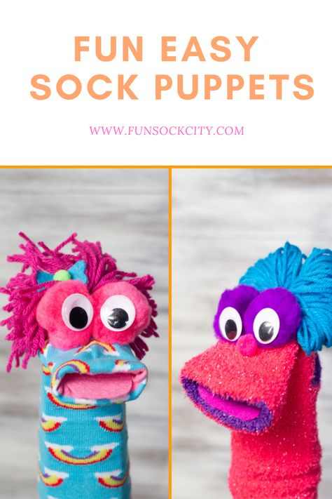 How to create fun easy DIY sock puppets! Sock Puppets, Japanese Paper, Wedding Scrapbook, Cool Socks, Mother And Father, Diy Paper, Birthday Celebration, Inventions, Little Ones