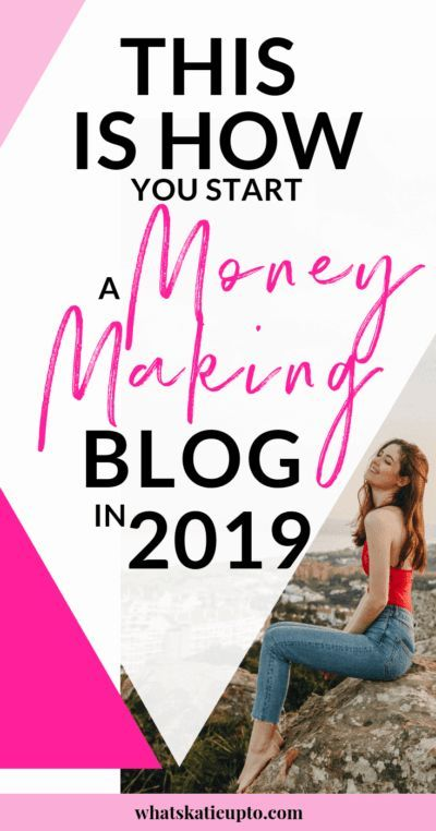 Start a Money-Making Blog in 2019 - FREE MINI COURSE