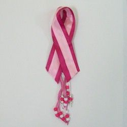 Breast Cancer Awareness Craft