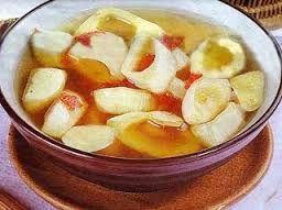 Manisan Salak Pedas Adalah Makanan Dengan Bahan Dasar Buah Buahan Yang Direndam Dalam Larutan Gula Selama Beberapa Waktu Manisan Resep Makanan Manisan Buah