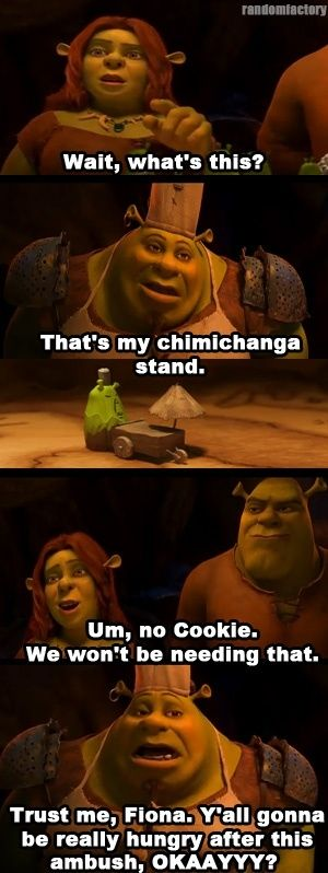Cookie And Her Chimichangas Shrek Forever After Cookie And Her Chimichangas Shrek Forever After The Post Cookie And Shrek Shrek Memes Disneyland Pictures
