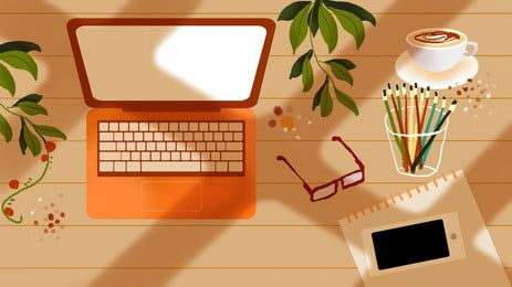 Notebook Keyboard Computer Laptop Background Latar Belakang Laptop Ilustrasi Wallpaper Digital