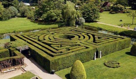 Garden Maze  C9fa34ad361b945ab6d5493cedbecfc5--the-tudors-anne-boleyn