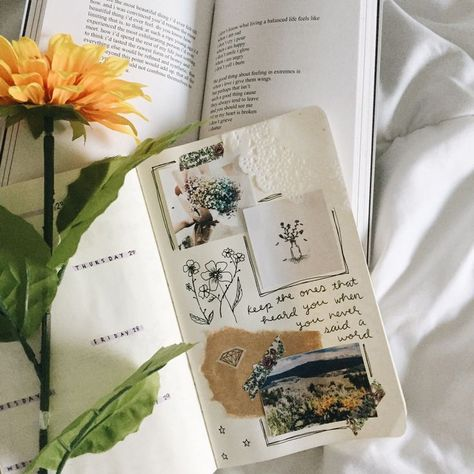 bullet journal inspo / pinned by @softcoffee