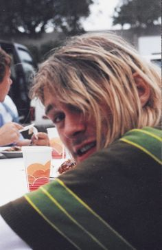 """Just because you're paranoid doesn't mean they aren't after you.""― Kurt Cobain"