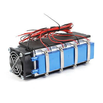 Details About 12v 8 Chip Thermoelectric Peltier Cooler Air Cooling Devices Tec1 12706a Durable In 2020 Cool Stuff Diy Cooler Durable