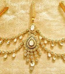 4c03dc2c1 Buy Designer Kundan Triple Juda Waist Belt Kamarband Ethnic Wedding Jewelry  Online | Eid Special Jewellery 2016 Collection in 2019 | Jewelry, Indian  wedding ...