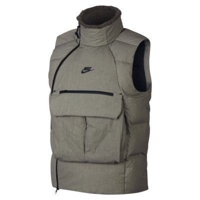 Find the Nike Sportswear Tech Pack Down Fill Men's Vest at