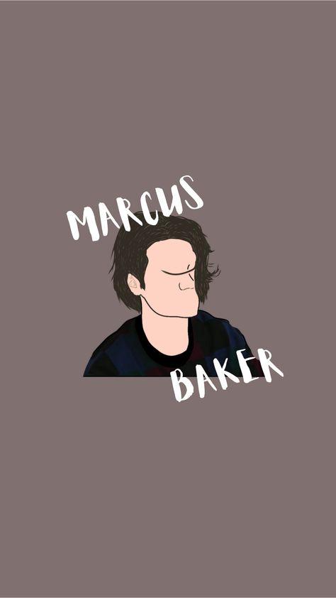 Marcus Baker - Ginny and Georgia wallpaper