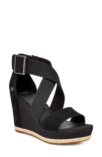 ad7eb73cbba UGG® Calla Wedge Sandal | The Top Sandals Trends in 2019 | Wedge ...