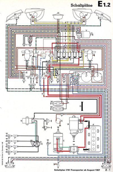 vw wiring diagrams  diagram electrical diagram vw dune buggy