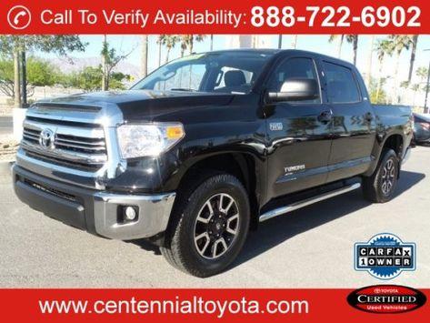 Truck 2016 Toyota Tundra 4 4 Crewmax Sr5 With 4 Door In Las Vegas Nv 89149 2016 Toyota Tundra Toyota Tundra 4x4 Toyota Tundra