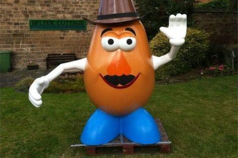 Belper Mr Potato Head