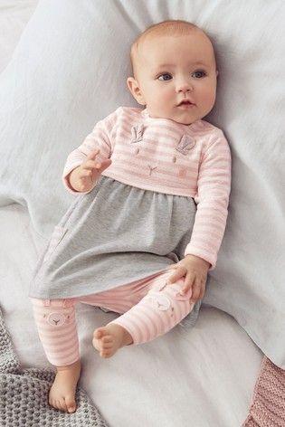 Au Neugeborene Kleinkind Baby Jungen Mädchen Top+Hose Outfit Stylisch Kleidung