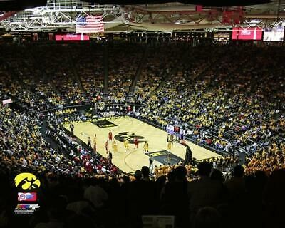 Details About Carver Hawkeye Arena Iowa Hawkeyes Ncaa Basketball Photo Pv108 Size 8 X 10 In 2020 Basketball Photos Ncaa Basketball Iowa Hawkeye Basketball