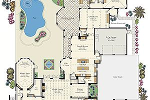 The Savoy Anchor Builders Model Homes Floor Plans House Plans