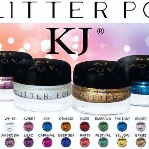 glitter Glitter Pop todos los tonos...