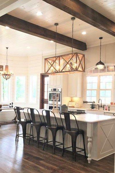 12 Best Modern Farmhouse Bar Stools Farmhouse Kitchen Design Farmhouse Bar Stools Modern Home Bar