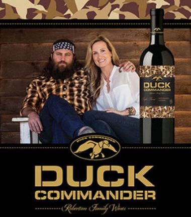 Duck Commander Wine:Hum