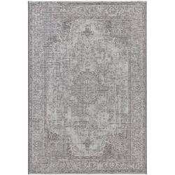 Teppiche Flachgewebe Innen Aussen Teppich Cenon In Grau Elle