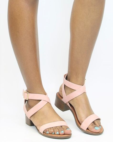 Summer Daze Ankle Strap Sandal Black | Shoes & accessories