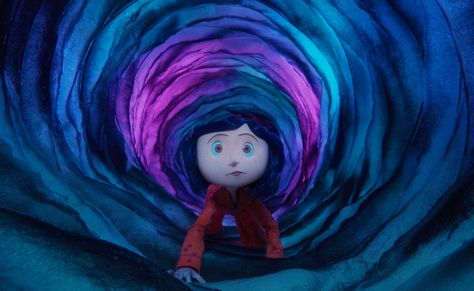 HD wallpaper: Coraline Cartoon, woman movie character wallpaper, Cartoons, Fantasy