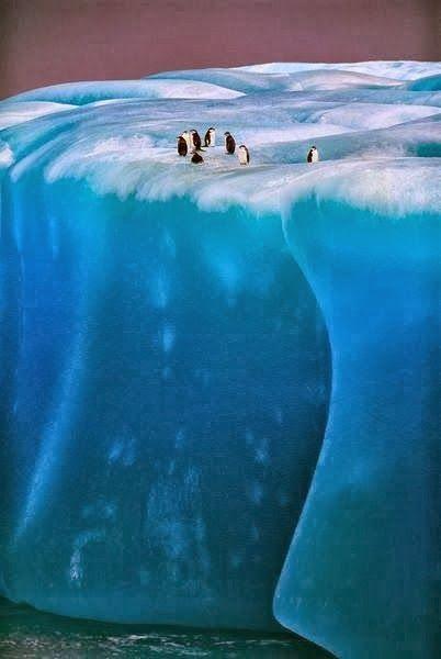 Cold Antarctica