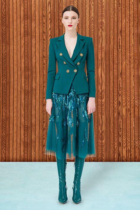 Elisabetta Franchi Fall Winter Fashion Show