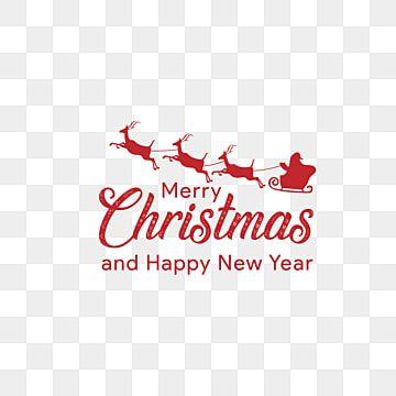 Feliz Navidad Y Feliz Ano Nuevo Texto Con Diseno Vectorial De Santa Papa Noel 2020 Aniversario Png Y Vector Para Descargar Gratis Pngtree Happy New Year Text Holiday Illustrations Happy