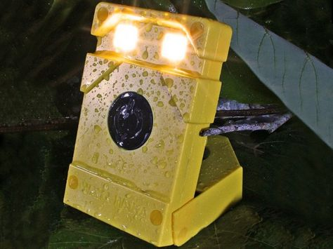 Solar Power Lights by Waka Waka Light