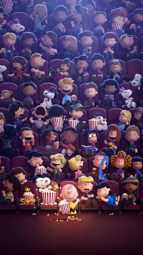 The Peanuts Movie (2015) Phone Wallpaper | Moviemania